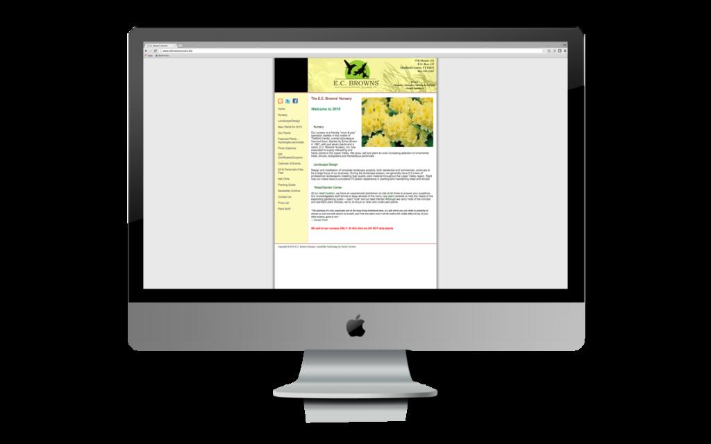 e.c.browns.homepage