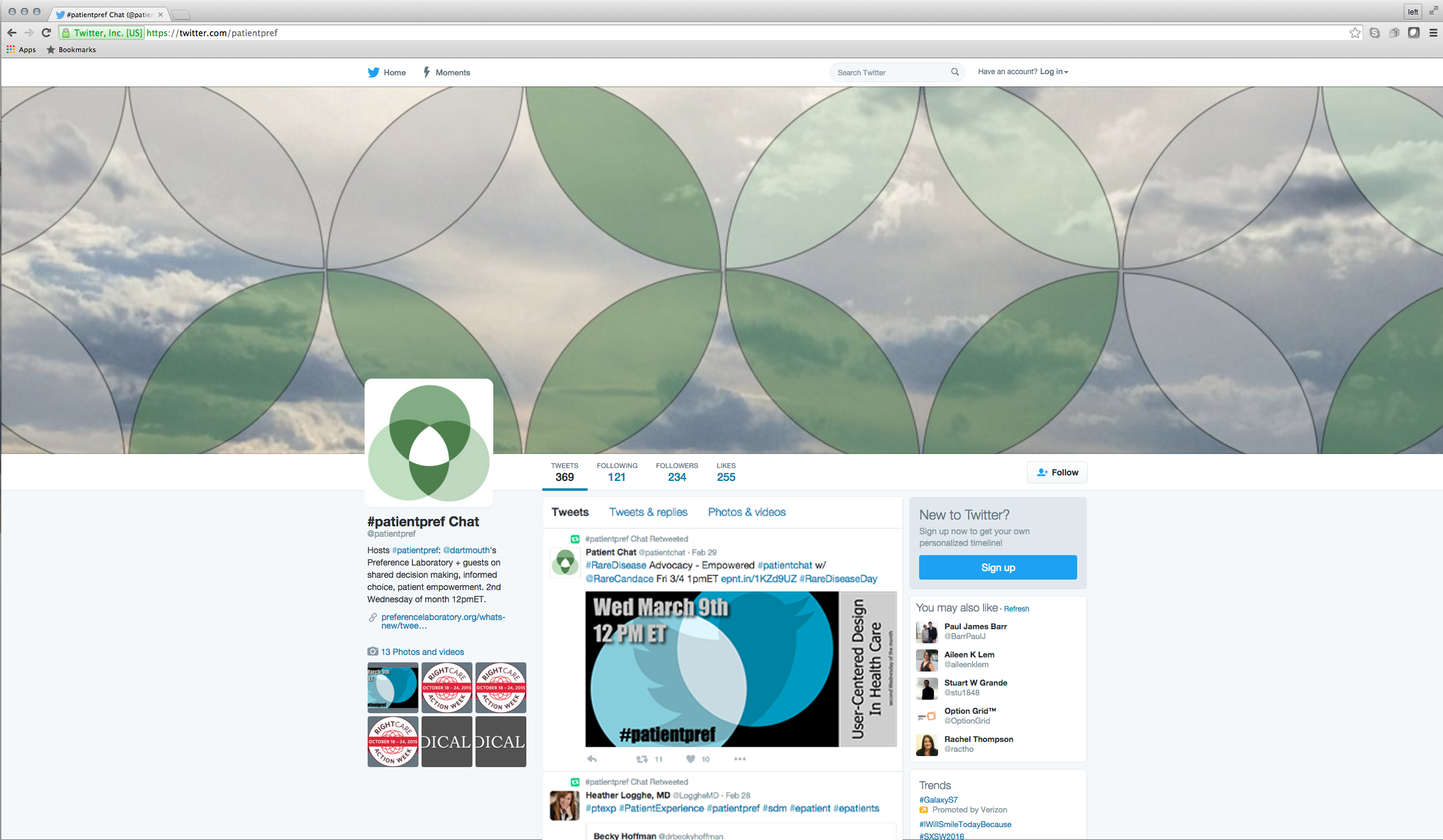 the.dartmouth.institute.twitter.homepage